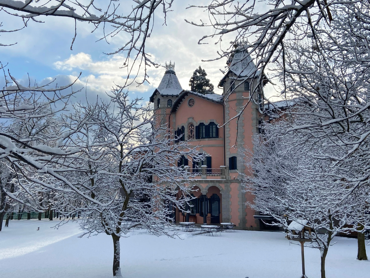 Winter at Mercer Hotel Torre del Remei
